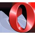 画像: Opera ロゴ